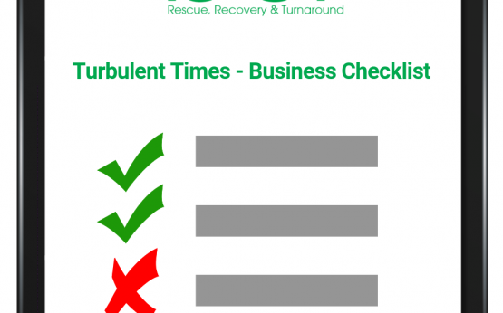 Are Turbulent Business Times Ahead?