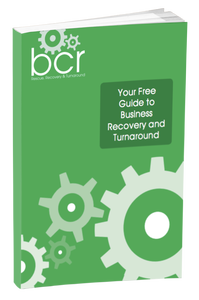 Ebook Cover - Guide To Business Recovery And Turnaround